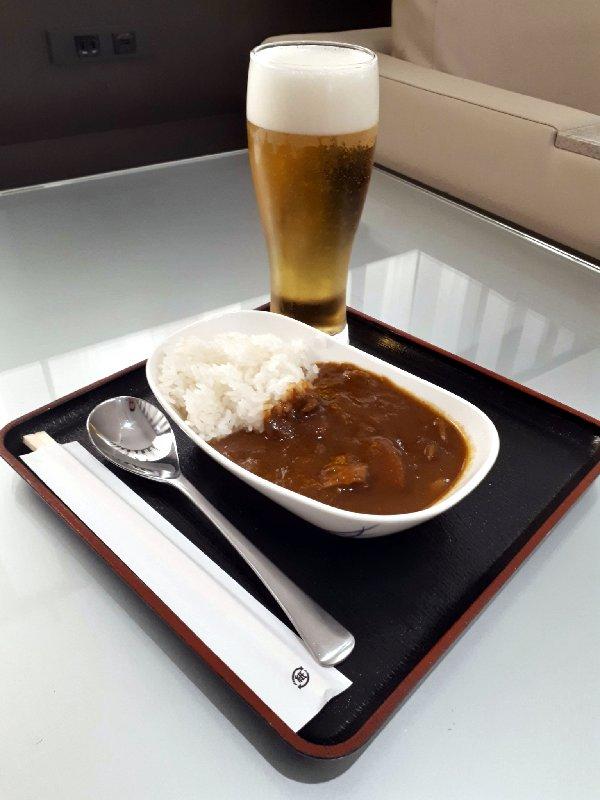 ana chicken curry