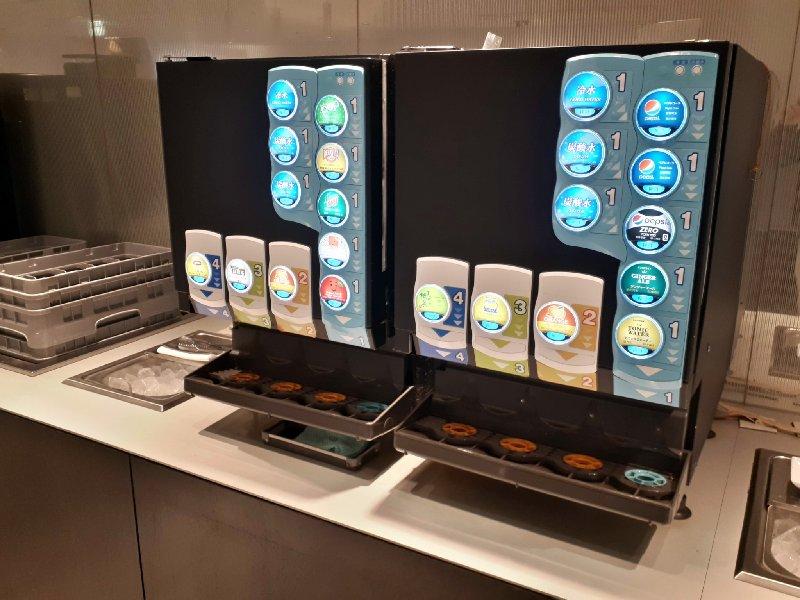 soda soft drink dispenser