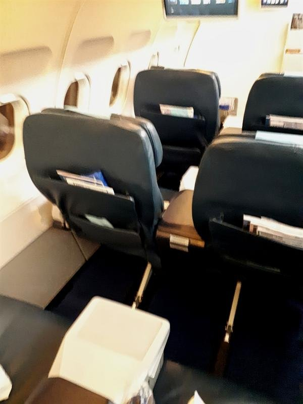 azerbaijan airlines azal airbus a320 business class review
