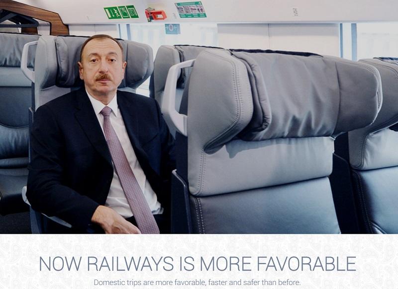 ilham aliyev azerbaijan railways
