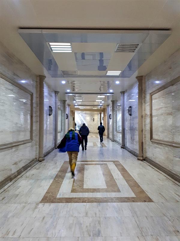 baku passage underground