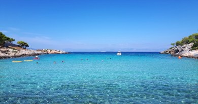 agistri beach