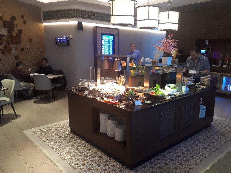 sapphire plaza premium lounge jakarta terminal 3