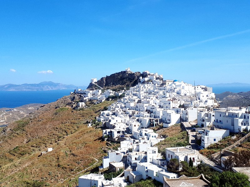 hora serifos guide greece