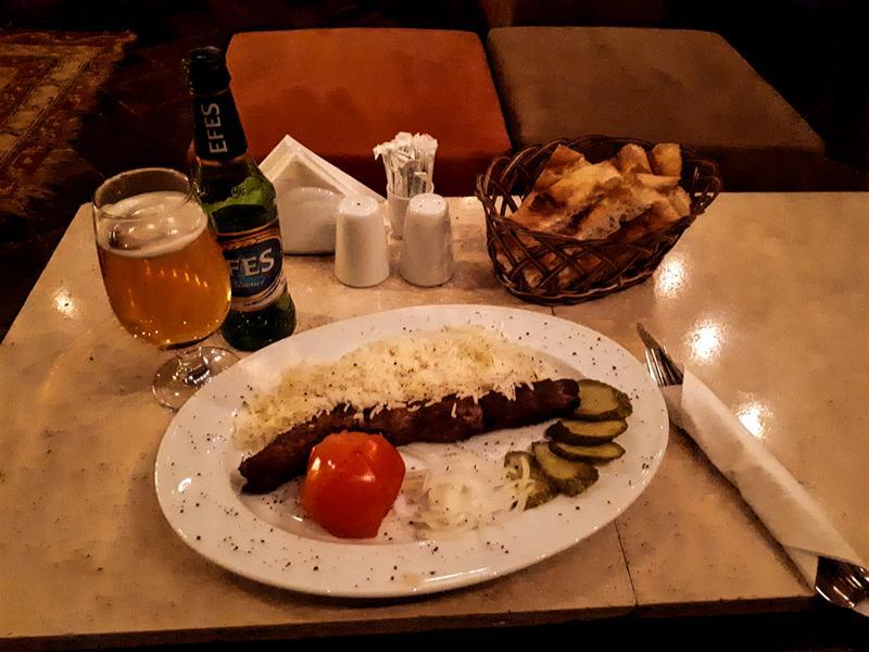 shish kebab azerbaijan food
