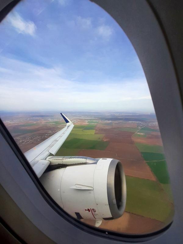 bucharest otp takeoff