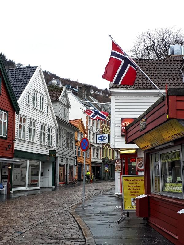 bergen old town trip report