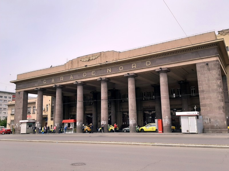 bucharest gara de nord