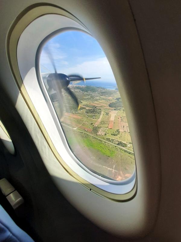 athens take-off departure