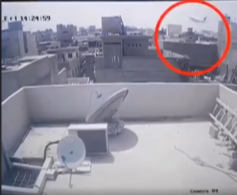 pia crash pakistan flight safety