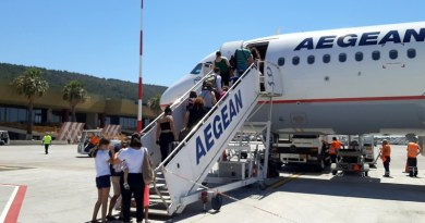 aegean airlines discount rhodes