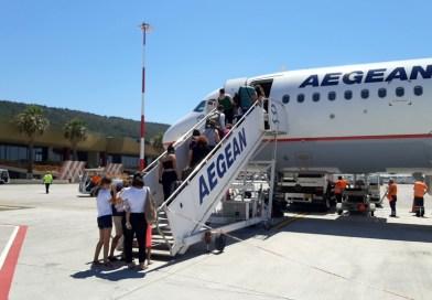 aegean airlines discount rhodes