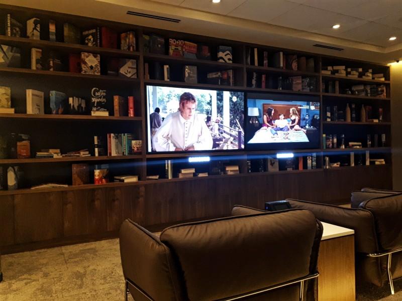 library room copa club bogota