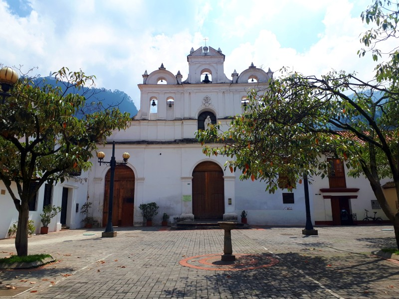 Parish of our Lady of the Waters bogota