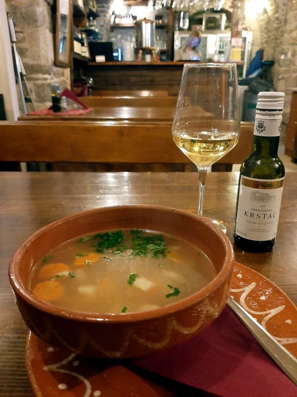 cesarica fish soup