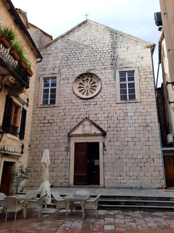 saint clare's church
