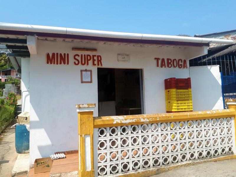 taboga island supermarket