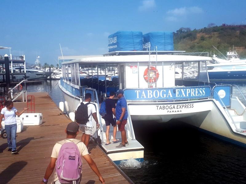 taboga express fast ferry