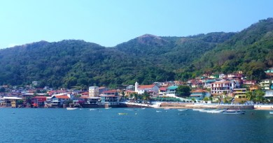 isla taboga day trip view