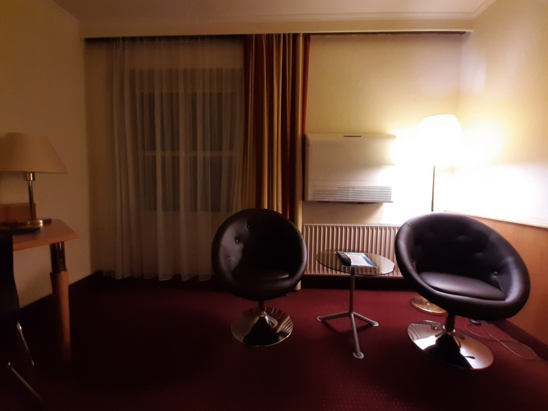 seating corner michel hotel landshut