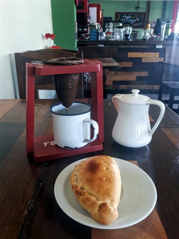 coffee empanada
