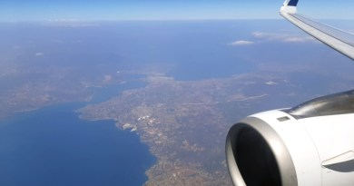 corona international flight aegean