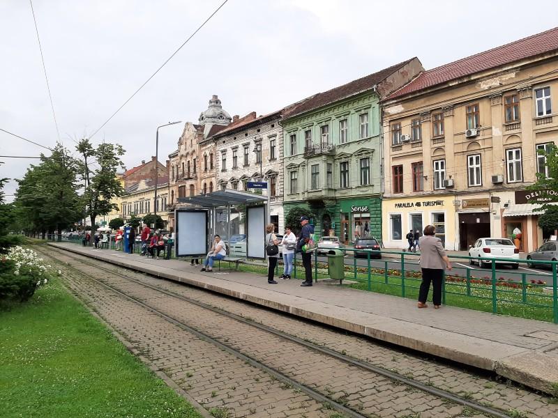 arad tram