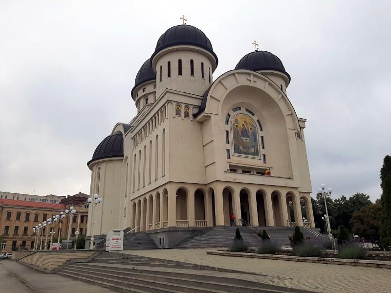 holy trinity cathedral arad