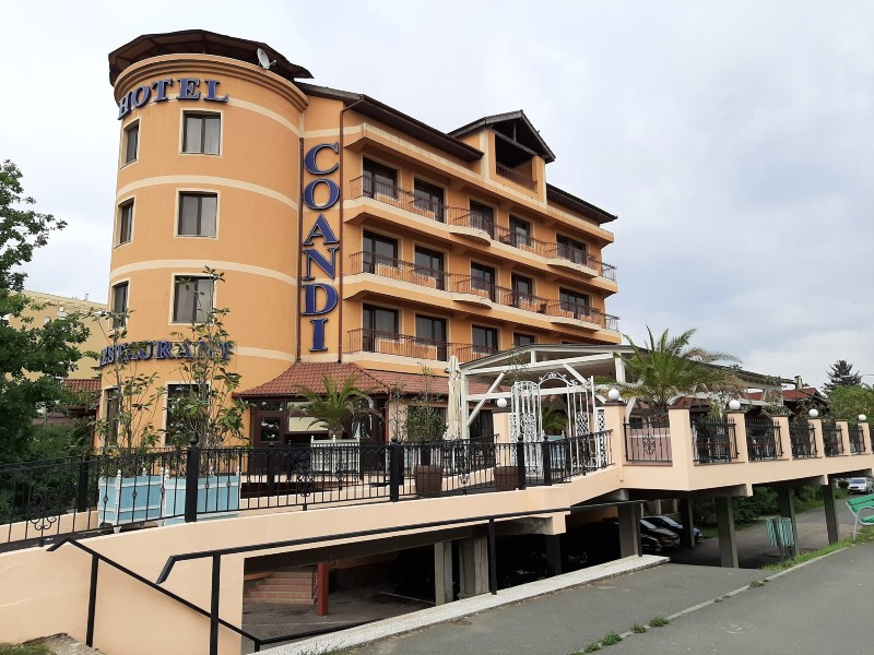 hotel coandi arad