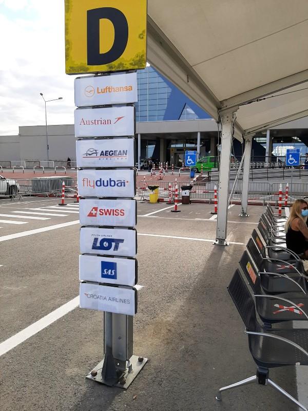 international corona flight travel bucharest otp