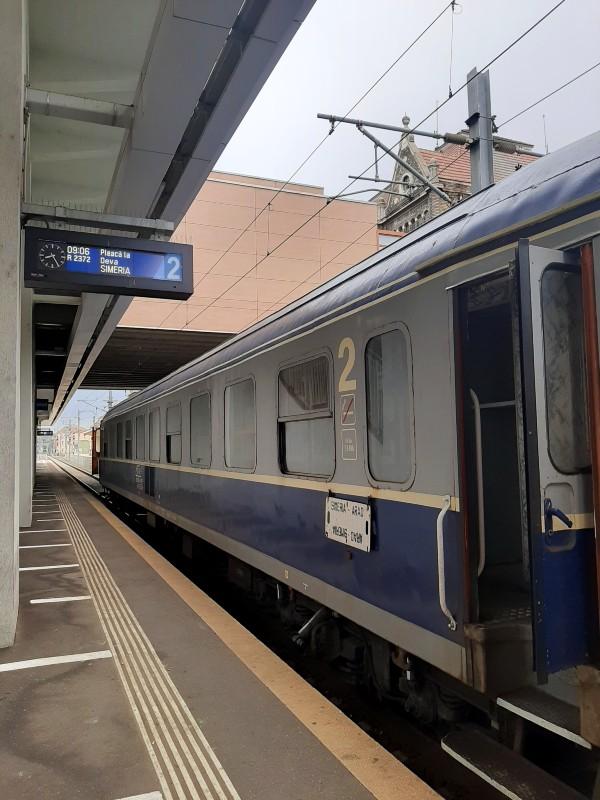 arad train radna
