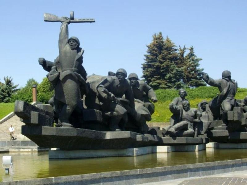 kiev ukraine monument