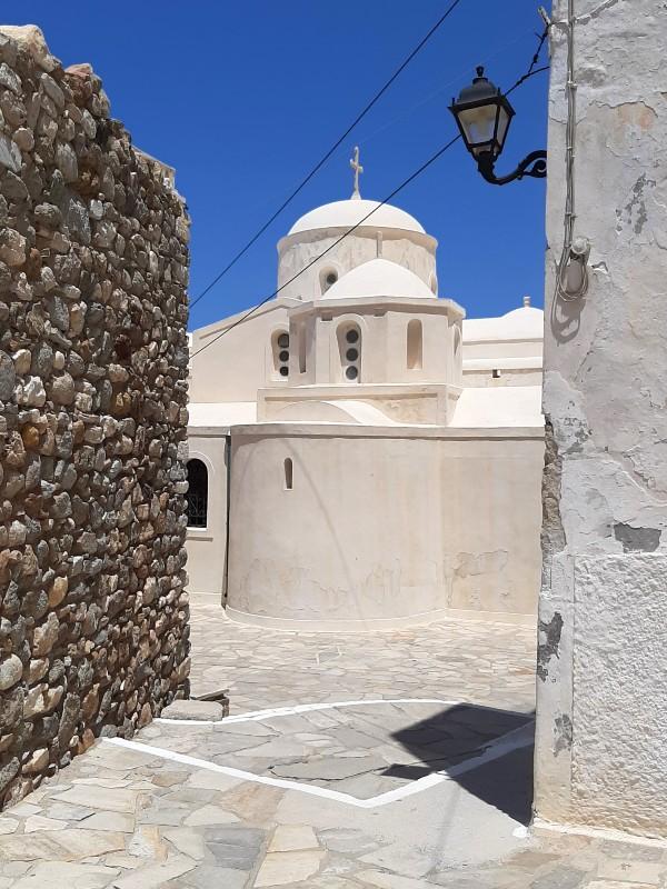catholic church naxos