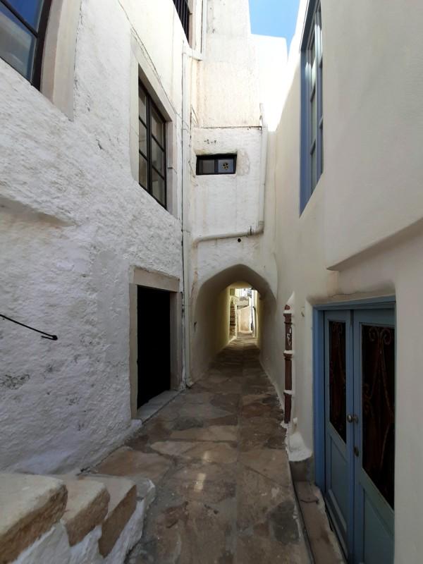 naxos town street
