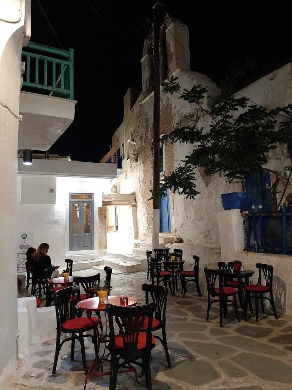 naxos town cafe