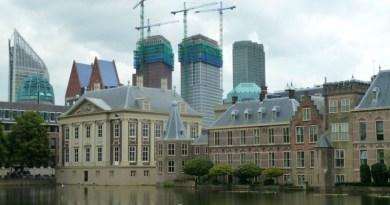 the hague dutch parliament torentje