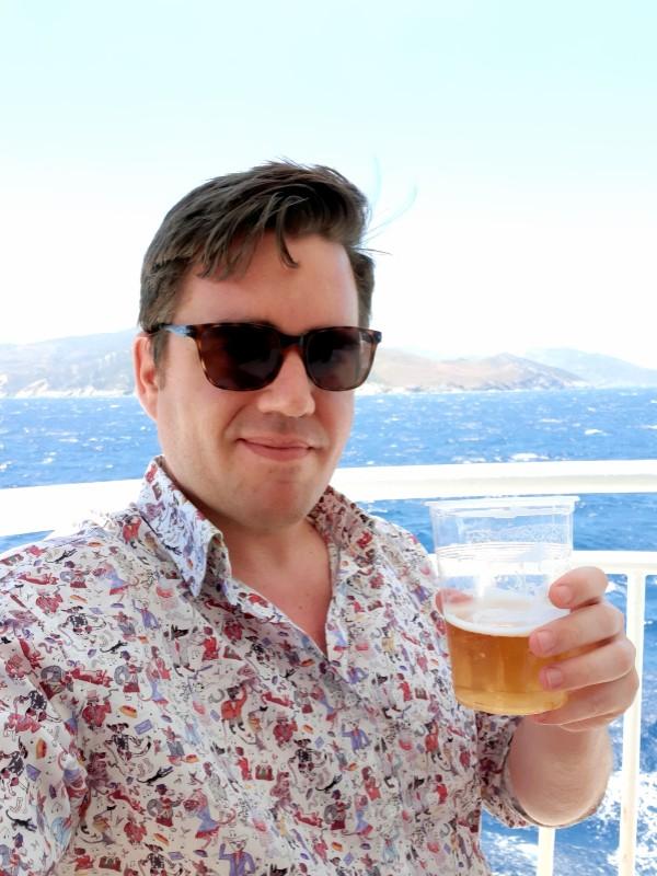 koen ferry greece