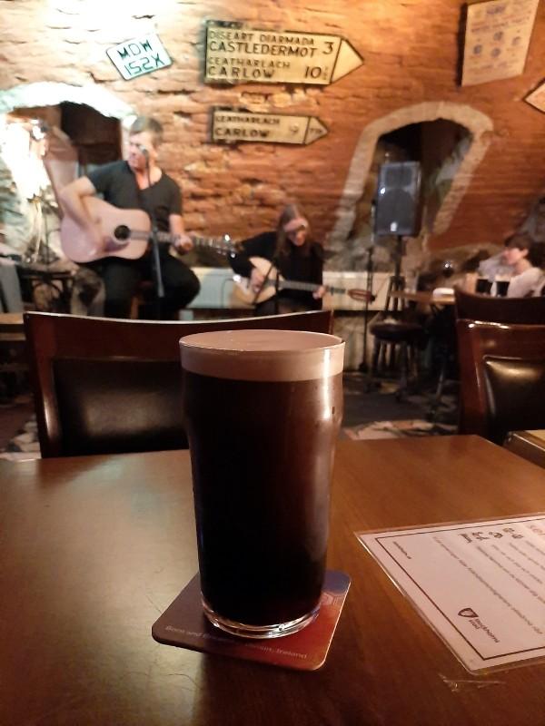 travel music irish pub guinness