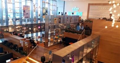 klm non-schengen crown lounge review
