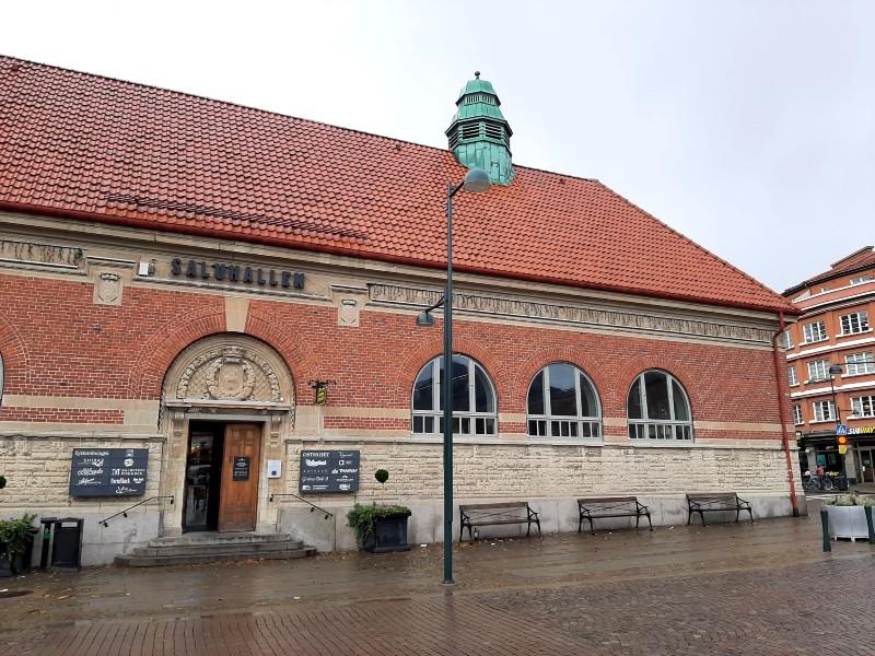 lund market hall