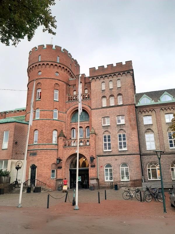 university building lund