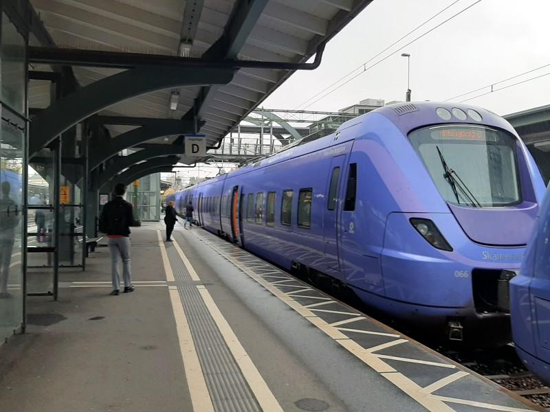 Pågatåg train