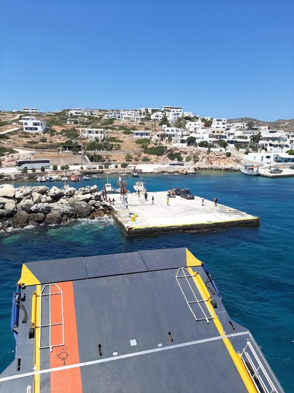 port donousa