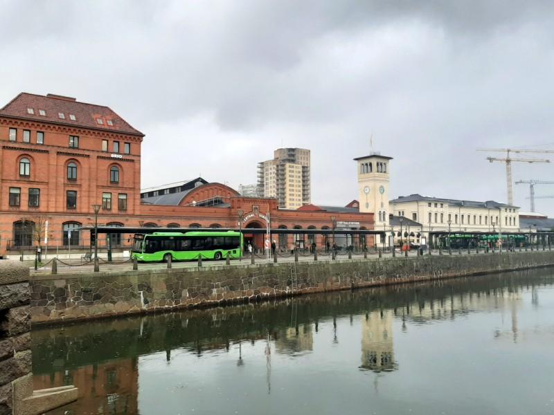 Malmö train station