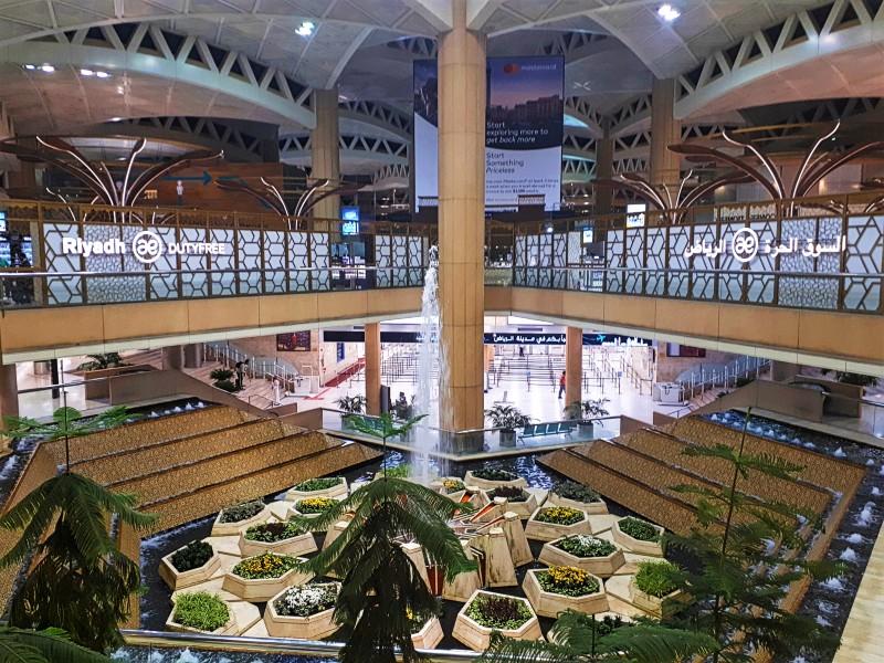 saudia riyadh airport