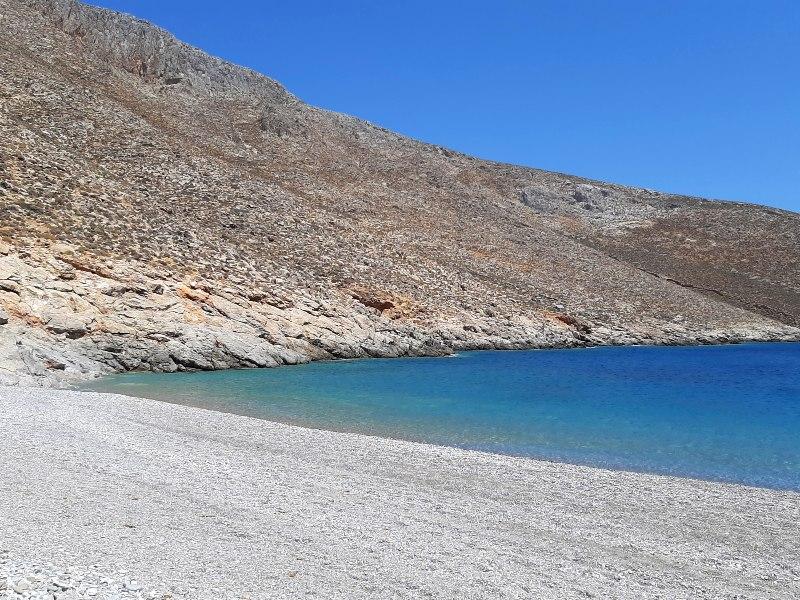 kaminakia beach astypalea