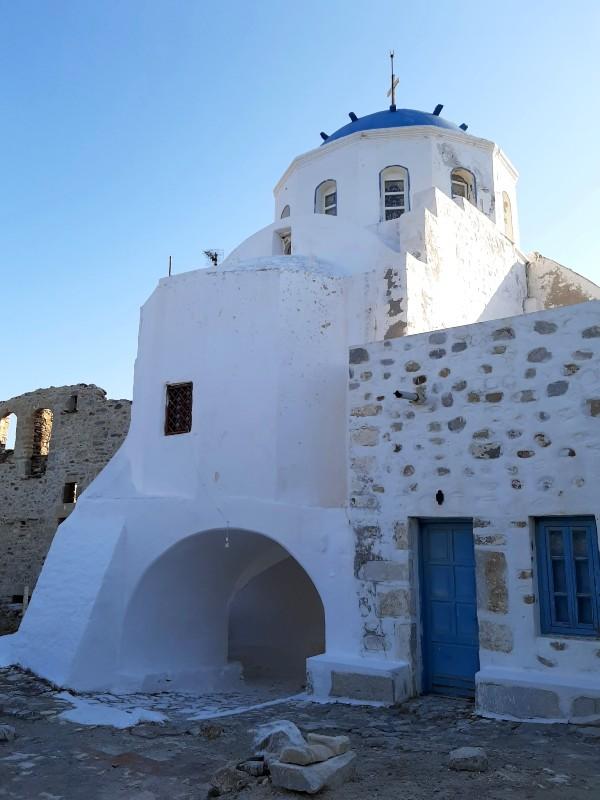 church kastro astypalea