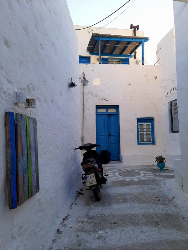 old town astypalaia