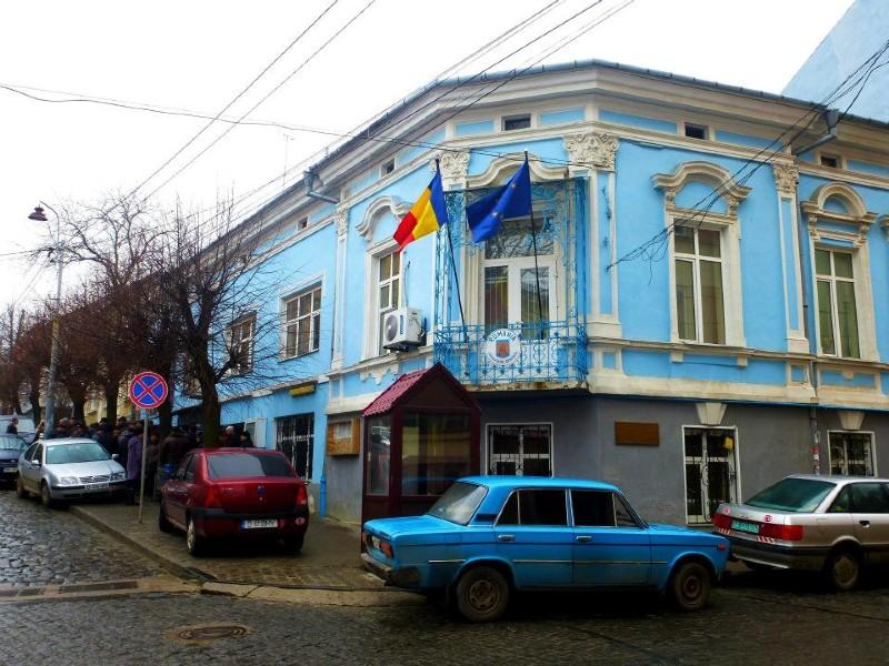 romanian consulate chernivtsi ukraine