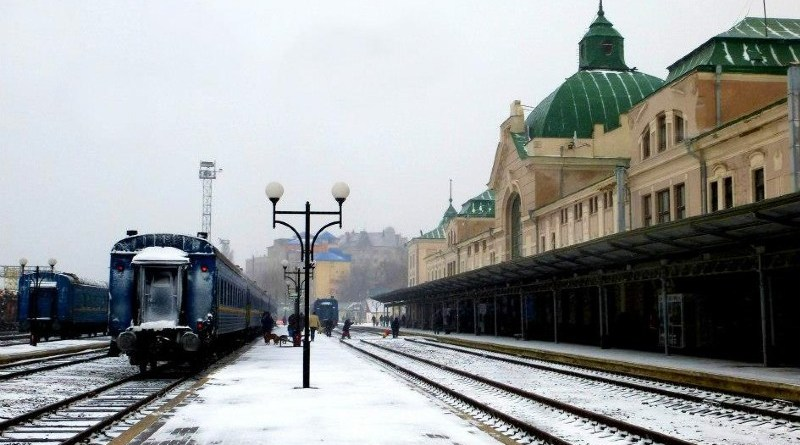 chernivtsi railway station train passport